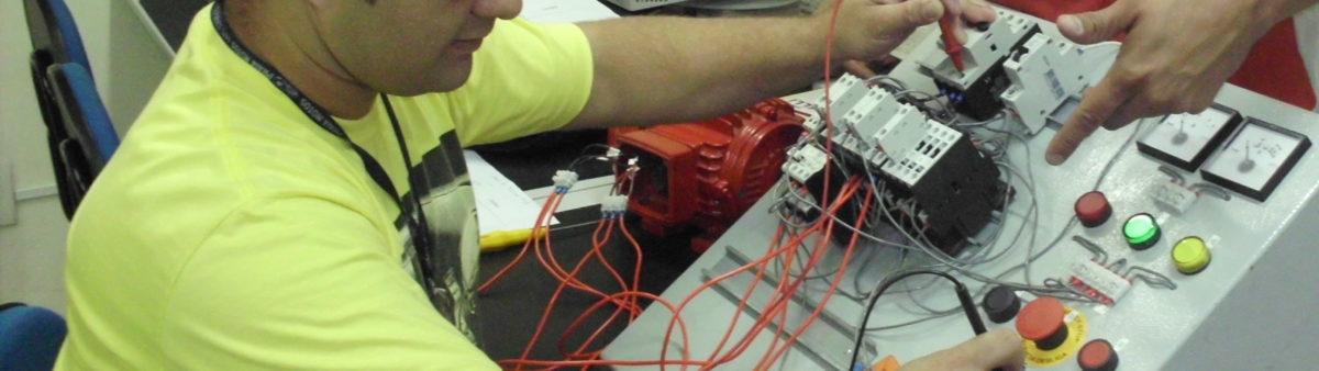Cursos de Eletricista e Eletrônica
